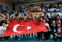 Avrupada kadın voleyboluna Türk damgası