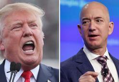 Trumpın öfkesi, Amazona tarihteki en büyük bulut sözleşmelerinden birini verebilir