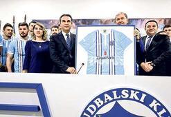 Ziraat Bosnalı kulübün formasına adını yazdırdı