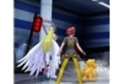 Yeni Digimon Oyunu Görüldü