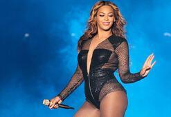 Beyonceye mesaj yağmuru