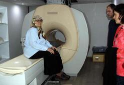 170 kiloluk hasta MR cihazına sığmayınca bakın ne yaptı