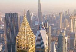 Dünyanın en yüksek otel binası Dubaide