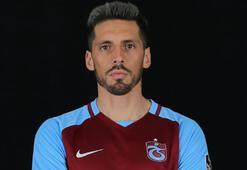 Trabzonsporlu Sosa: Performansımdan memnun değilim