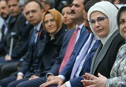 Emine Erdoğan: Bugün tarihe milli tarım dirilişi olarak geçecektir