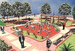 Abdi İpekçi Parkı yeniden düzenleniyor