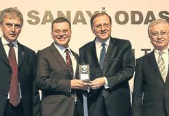 Kipa'ya, Ege'nin en başarılı marka ödülü