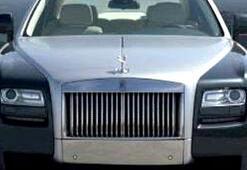 Ağaoğlu Rolls Royce Ghostuna Kavuştu