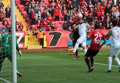 Eskişehirspor-Balıkesirspor Baltok: 1-3