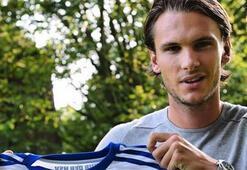 Albin Ekdal, Hamburga transfer oldu