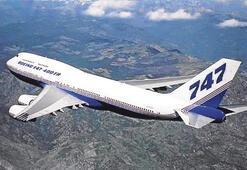 747 nereye uçtu