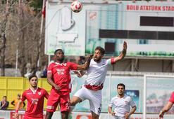 Boluspor 2 - Gaziantepspor 0