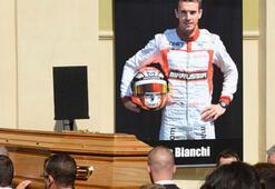 Jules Bianchinin cenazesi toprağa verildi