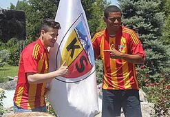 Benficadan Kayserispora 2 transfer İmzaladılar