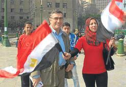 Artık bütün Mısır Tahrir Meydanı