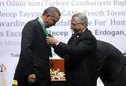 Kılıçdaroğlu Erdoğana bu ödülü sordu