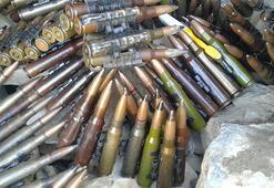 TSKdan terör örgütüne ağır darbe Ölümcül silah ele geçti...