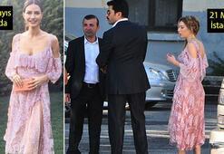 Emanet elbiseyle düğüne