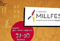 MILLFEST Moda & Sanat Festivali Alaçatı 2011
