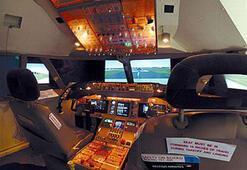 Türkiye'nin ilk simülatör uçuş eğitim okulu