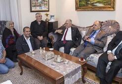 Başbakan Yıldırımdan teravih sonrası ev ziyareti