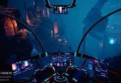 Yerli oyun Voidrunner, Steam'de