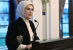 Emine Erdoğandan RTÜKün reklam düzenlemesine destek