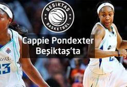 Cappie Pondexter resmen Beşiktaşta