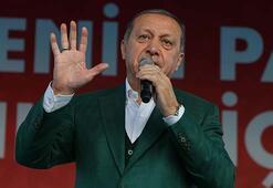 Cumhurbaşkanı Erdoğandan CHPli vekile sert sözler