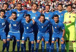 Kosova, Dünya Kupasında Türkiyenin grubunda