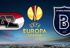 AZ Alkmaar Başakşehir :2-0