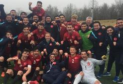 U19 Milli Takımı, Avrupa Şampiyonasına vize aldı