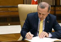 Son dakika: Cumhurbaşkanı Erdoğan Vergi Kanununu onayladı