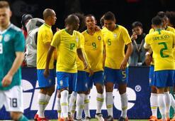 Almanya - Brezilya: 0-1