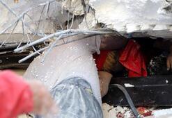 Son dakika... Büyük depremde korkulan oldu Ölü sayısı...