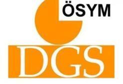 DGS sınav sonuçları açıklandı-Tıkla Sorgula