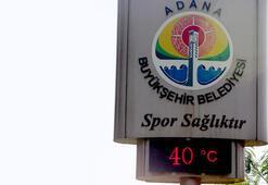Bugün yılın en sıcak gününü yaşadılar