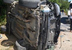 Bayram tatilinin 2 gün bilançosu: 48 kaza, 34 ölü, 234 yaralı