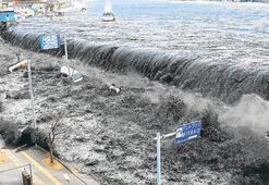 Deprem Japonya'yı Tatlıses bizi sarsıyor
