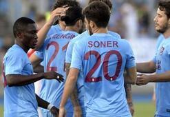 Trabzonspor tur peşinde Muhtemel 11...