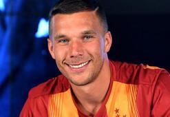 Lukas Podolskiden olay tweet