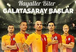 Galatasaraydan taşlama