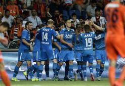 Medipol Başakşehir - AZ Alkmaar: 1-2