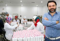 Üretime mutfakta başladı, bugün fabrika kurdu