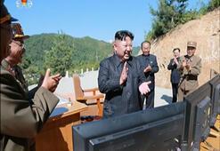 Son dakika... Kuzey Kore artık ABDyi vurabilir, ilk fotoğraflar Rusya ve Çin anlaştı...