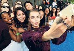 Cannes'da selfie yasağı