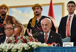 Kahraman, Ankaradaki STK temsilcilerini kabul etti