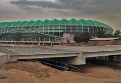 Timsah Arena 2 maça yetişmiyor
