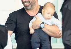 Kemal bebeğin yüzü ilk kez göründü