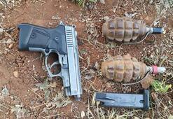Bingölde yakalanan PKKlı ile birlikte sığınak, mevzi ve depolarda tespit edildi